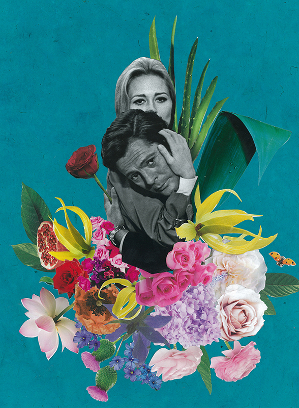 FAF Thats Amore paper collage 2020 30x40 web